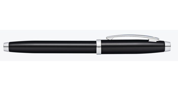 Sheaffer 100 Glossy Black Lacquer